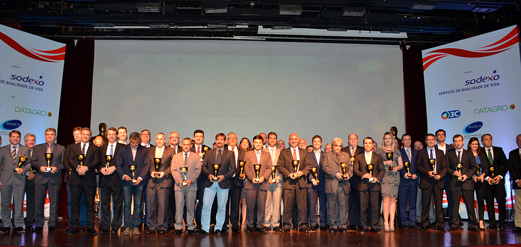 Prêmio 100 Mais Influentes da Energia 2018